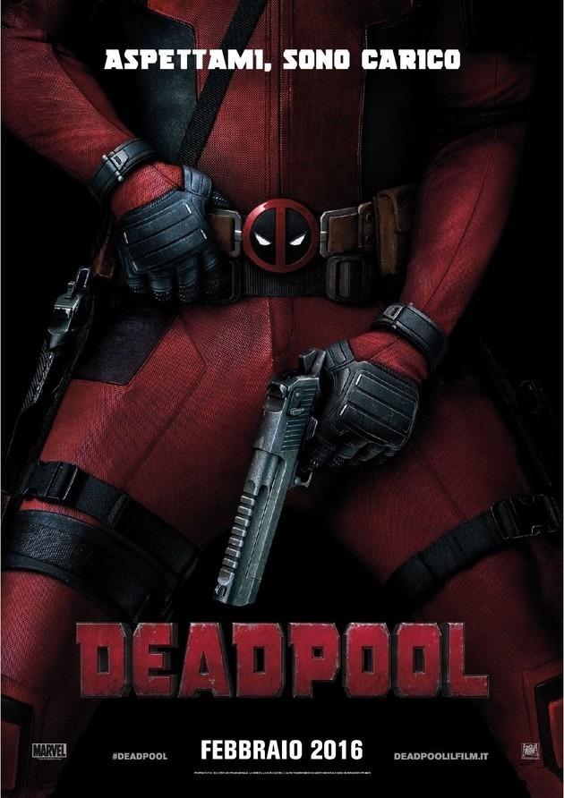 Locandina di Deadpool