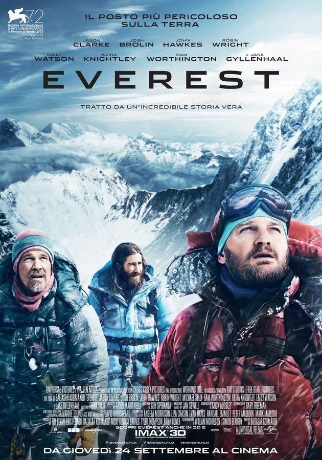 Locandina di Everest