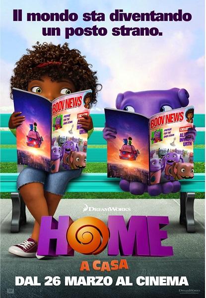 Locandina di Home - A casa