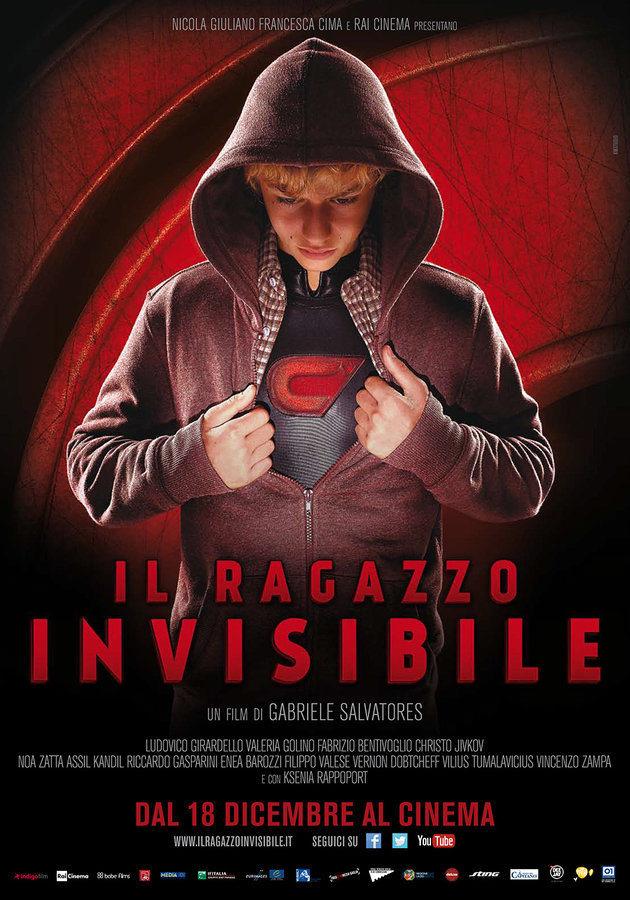 Locandina di Il ragazzo invisibile