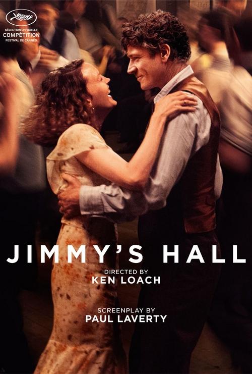 Locandina di Jimmy's Hall