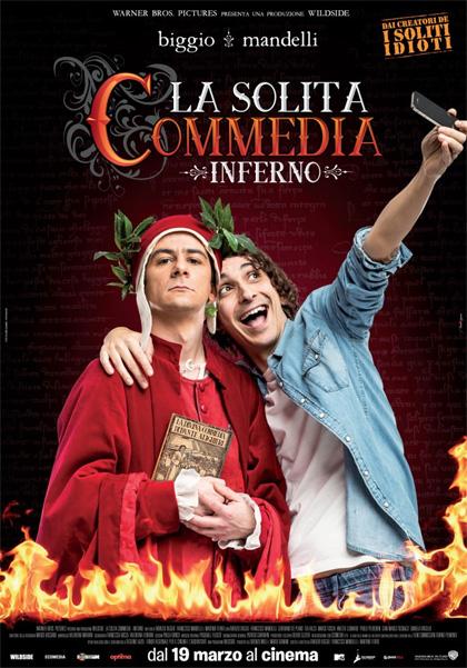 Locandina di La solita commedia - Inferno