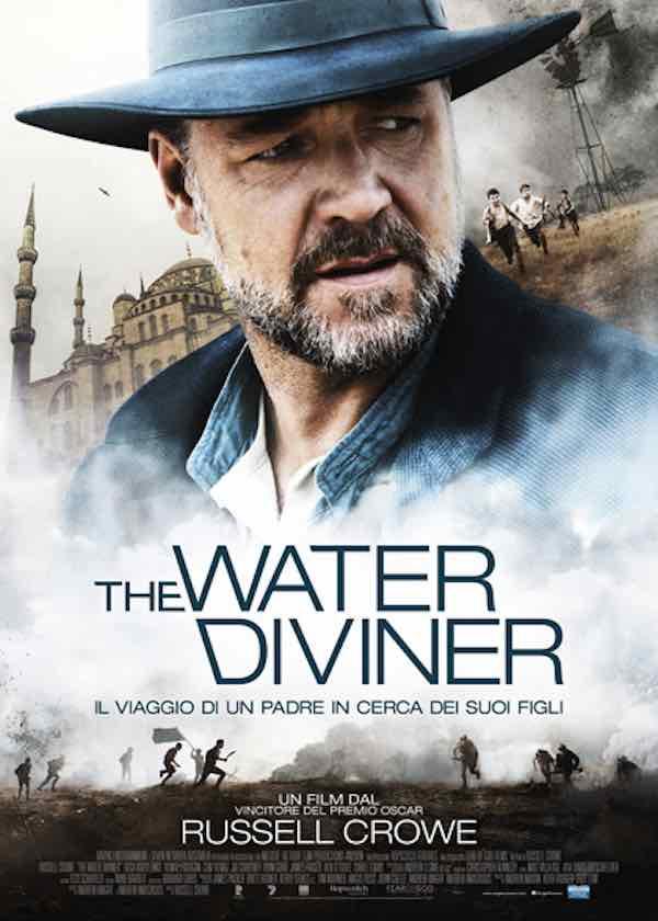 Locandina The Water Diviner