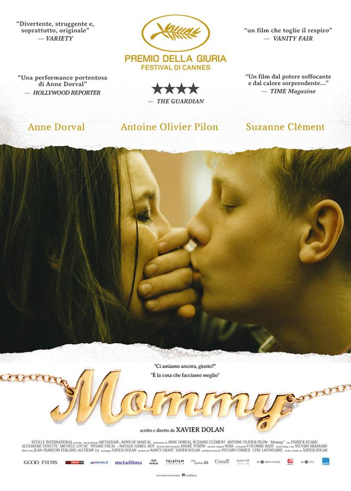 Locandina di Mommy