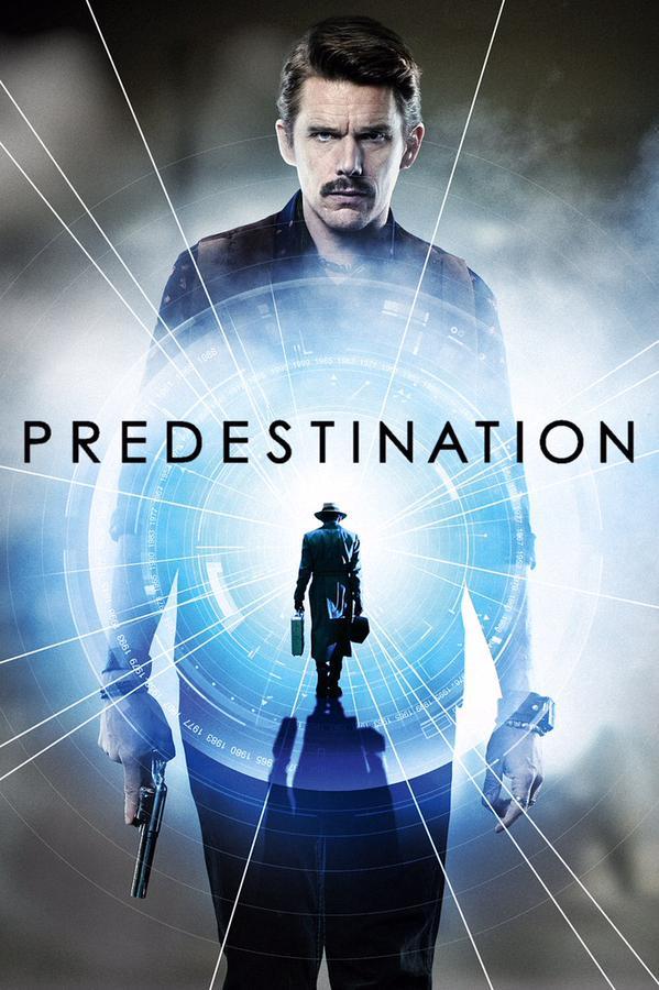 Locandina di Predestination