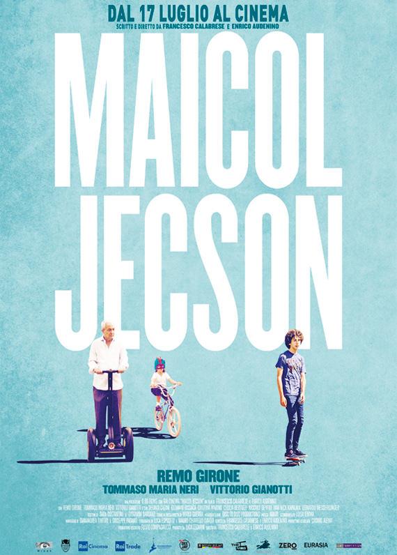 Locandina di Maicol Jecson
