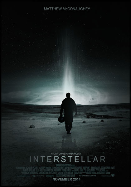 Locandina di Interstellar