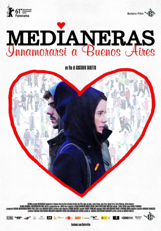 Locandina di Medianeras - Innamorarsi a Buenos Aires