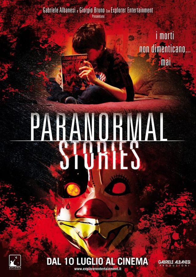 Locandina Paranormal Stories