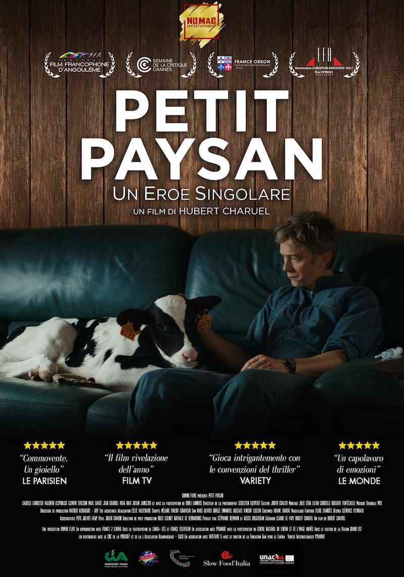 La locandina di Petit Paysan