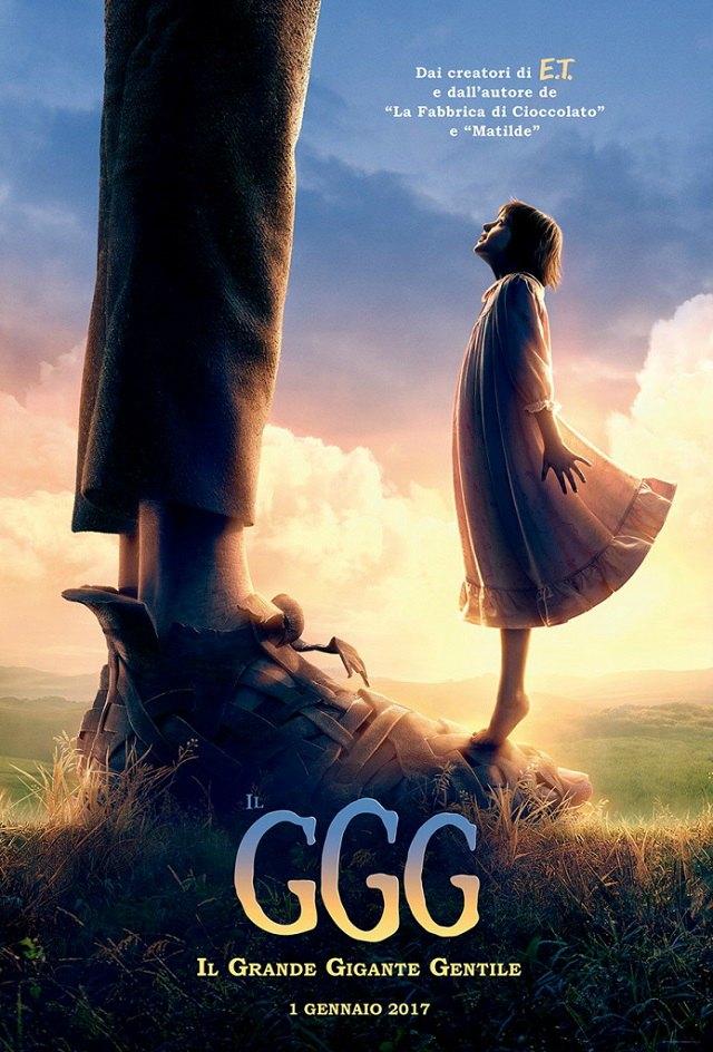 Locandina de Il GGG - Il Grande Gigante Gentile