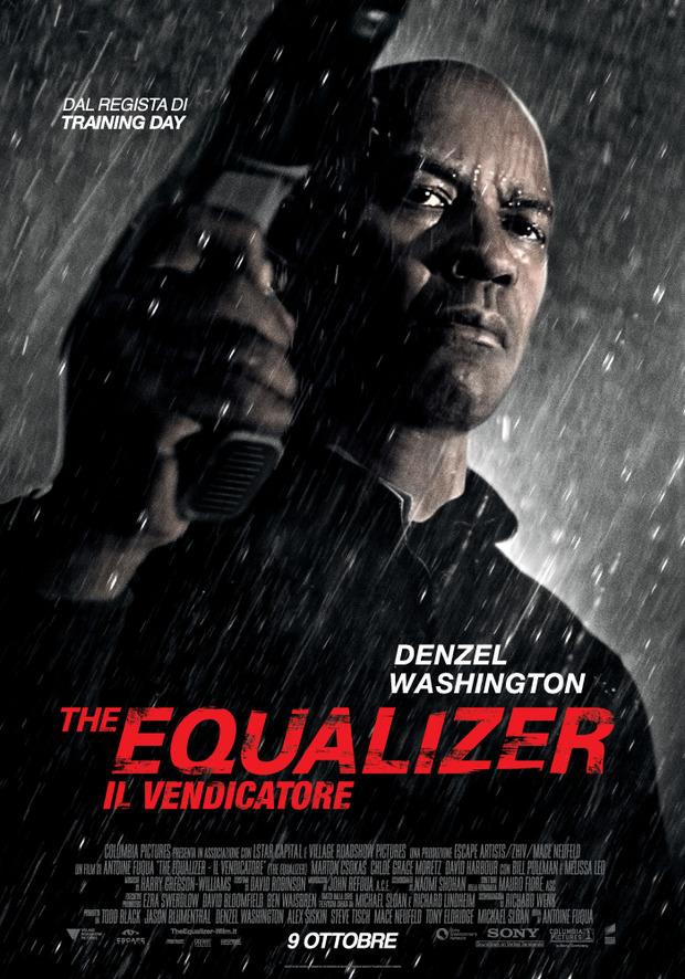 Locandina di The Equalizer – Il vendicatore