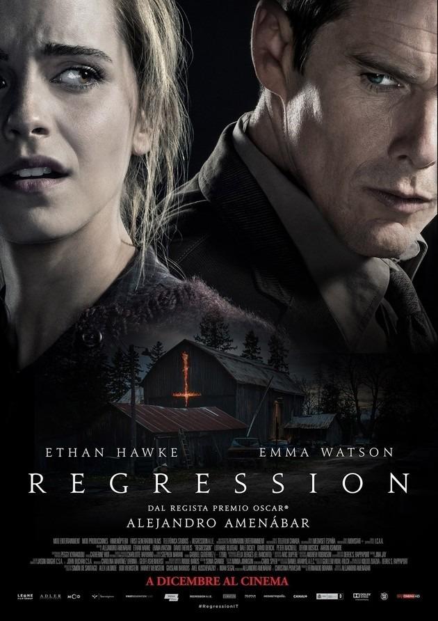 Recensione di Regression di Alejandro Amenábar con Ethan Hawke, Emma ...