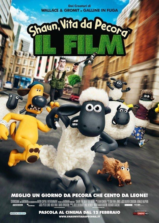 Locandina di Shaun, vita da pecora - Il film