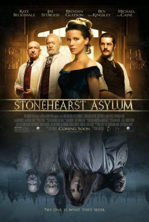 Locandina di Stonehearst Asylum