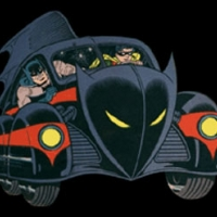 Batmobile 1943 - Batman #20