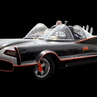 Batmobile 1966 - Batman serie tv