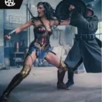 Gal Gadot in una immagine da Wonder Woman