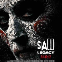 Il poster di Saw: Legacy