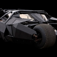 Batmobile 2005 - Batman Begins