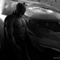 Batmobile 2016 - Batman V Superman