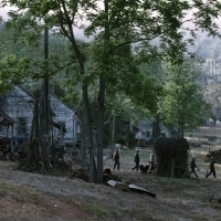Hunger Games, scena ambientata nel District 12