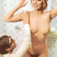 Gloria Guida star del porno soft