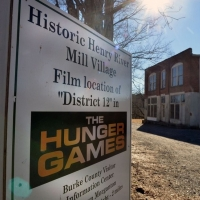 Henry River Mill Village, North Carolina, set di Hunger Games, District 12