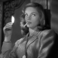 Lauren Bacall in Acque del Sud