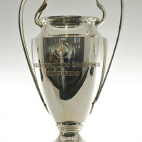 Champions League: foto trofeo