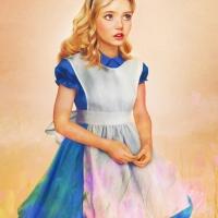 """Alice da """"Alice nel Paese delle Meraviglie"""""""