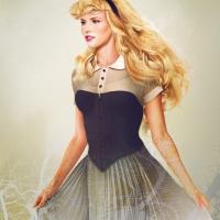 """Aurora da """"La bella addormentata nel bosco"""""""
