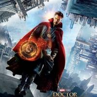 il poster di Doctor Strange
