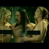 Lindsay Lohan in Machete - Controfigura