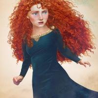 """Merida da """"Ribelle - The Brave"""""""