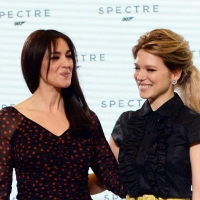 Monica Bellucci e Léa Seydoux