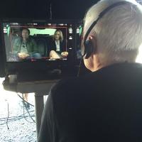 Prima foto di Mulder e Scully sul set di X Files