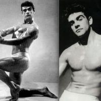Sean Connery giovane body builder