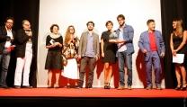 la premiazione all'Apulia Film Festival