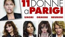 Locandina di 11 donne a Parigi