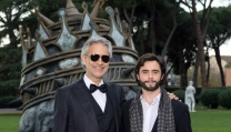 Andrea Bocelli e Tony Sebastian