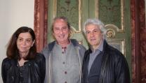 Francesca Comencini, Luciano Stella, Domenico Procacci
