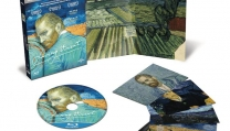 Loving Vincent edizione Blu-ray con 5 cartoline