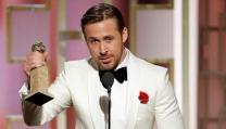 Ryan Gosling vincitore ai Golden Globes 2017