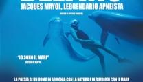 La locandina di L'uomo delfino