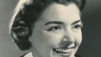 Fernanda Pivano nel 1956