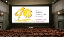 Giornate Professionali del Cinema di Sorrento, 40ma edizione