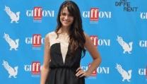 Micaela Riera al Giffoni Film Festival