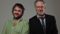 Peter Jackson e Steven Spielberg