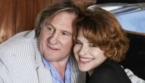 Gerard Depardieu e Fanny Ardant
